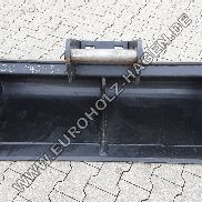 140 cm MS08 Grabenräumlöffel rigid GL for Minibagger from 5 to 10 To