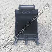 40 cm MS 03 A Deep bucket TL for minibagger from 2 to 3 tons Excavator spoon
