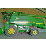 Grain batteuse John Deere 9540 HM Second Hand
