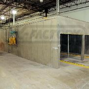 FINISHING SYSTEM 20 ft. L X 12 ft. W X8 ft. H