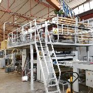BARBERAN 1,300 MM LAMINATING LINE