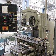 Used Fritz Heckert FSS 315/2 PS Milling machine