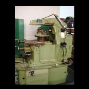Used Mikron 102.05 Gear hobbing manual machine