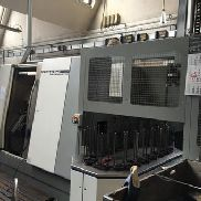GILDEMEISTER SPRINT 65 Linear Multispindle automatic lathe