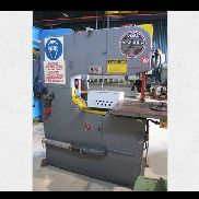 Used DoAll 36 band saw for metal - vertical