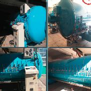 Italmatic Tire Retreading Autoclave