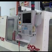 Haas VF-2 cnc vertical milling machine