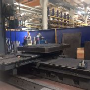 Wotan PLATINUM Table type boring machine