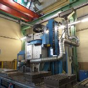 Soraluce SP 10.000 cnc horizontal milling machine
