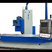 Zayer 30 KF 4000 bed type milling machine