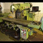 Zayer 1000AM universal milling machine