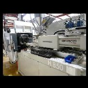Negri Bossi 1600 H 850 Canbio Injection moulding machine