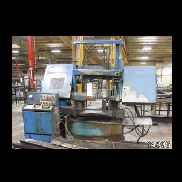 W.F. Wells F-16-2A Used band saw for metal