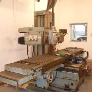 TIGER FMT 700 Bettfräsmaschine