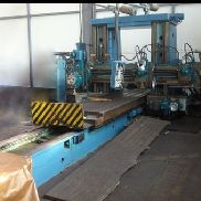 TOS HD 12 B 4000 Planing machine