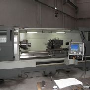 DMTG CKE6166Z/2000 vertical turret lathe with cnc