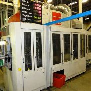 Used SIDEL SBO 20BI TABLE DE CONVOYAGE Blowmoulding machine