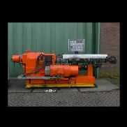 Used Leistritz ZSE 110 Extrusion - Twin screw extruder