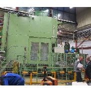 CARNAGHI AC 20 TM 1600 vertical turret lathe with cnc