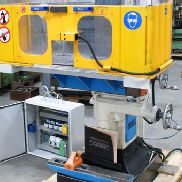 Deckel FP1 toolroom milling machine