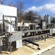 Used Bartelt IMR 9-10 Filling machine