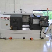 Used Feeler FT-250-NC cnc lathe