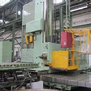 WOTAN Rapid 3 K boring machine CNC
