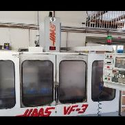 Used HAAS VF-3B Machining center - vertical