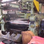 "Berstorff 84"" Twin Mill for rubber"