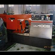 Amada HFA 400 band saw for metal