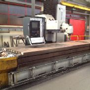 Used ZAYER 20 KM 8000 Cnc universal milling machine