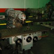 Zayer 66-BM universal milling machine
