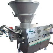 Vemag HP15 vacuum filler with portioning type croquettes: 821 - food industry