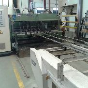 Schlatter MG - 16.14 Complete line for production of welded meshes
