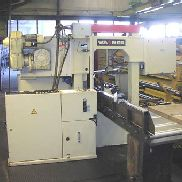 Wagner WPB420 band saw for metal