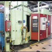 Heller MCP H 150 HS Horizontal machining centre