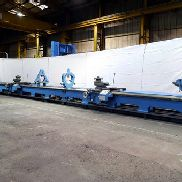 VOEST Alpine - WP1001 Facing lathe