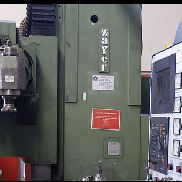 Zayer KF 4000 cnc horizontal milling machine