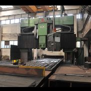 SEKI DOUBLE COLUMN MILLING cnc vertical milling machine
