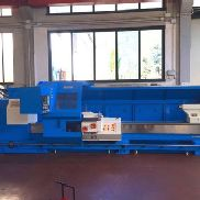 PBR T 450 SNG / 4000 heavy duty lathe