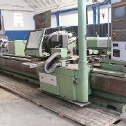 TACCHI HD 1000 CNC heavy duty lathe