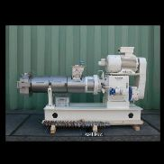 Used Berstorff ZE-130R Extrusion - Twin screw extruder