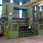 FRORIEP 40 KZ-350 vertical turret lathe with cnc