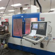 Used Fadal VMC 4020HT Vertical machining center