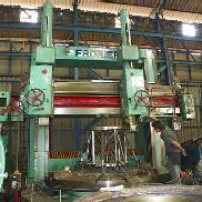 FRORIEP DOUBLE COLUMN VERTICAL BORER