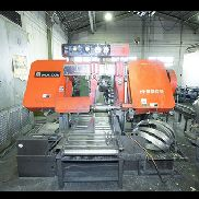 Amada H-550E band saw for metal