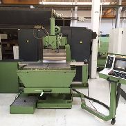MIKRON WF 41 cnc vertical milling machine