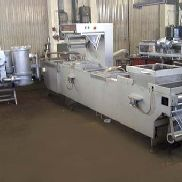 Used Multivac M 855 F PC Sealer