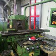 Milling Machine - Horisontal (conventional) FW 400 / E