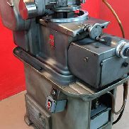 Mikron 102.05 MPS Horizontal gear hobbing manual machine